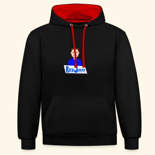 RickJeremymerchandise - Contrast hoodie