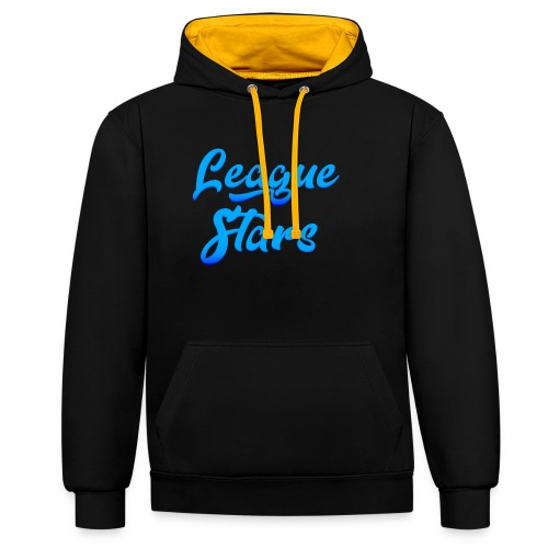 LeagueStars - Contrast hoodie