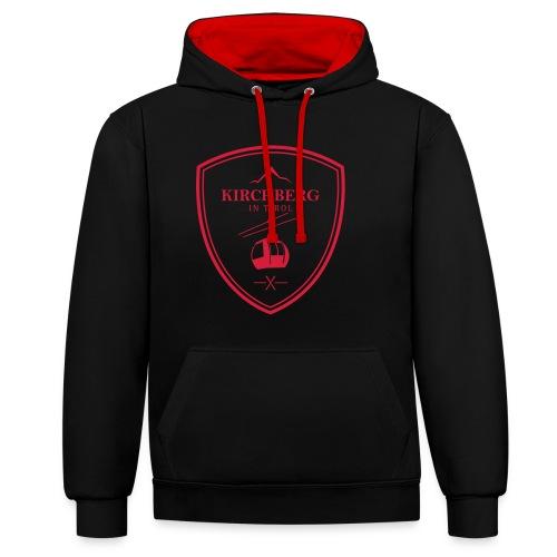 Embleem Kirchberg - Contrast hoodie
