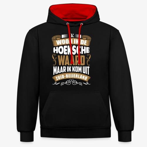Zuid-Beijerland - Contrast hoodie
