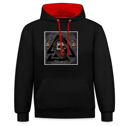 Vbc België - Contrast hoodie