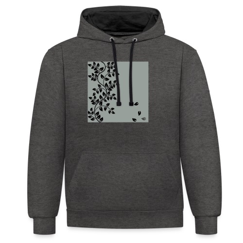 onboarding - Contrast Colour Hoodie