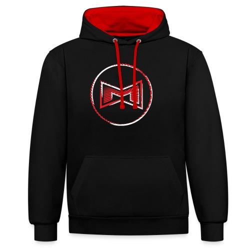 M Wear - Mean Machine Original - Contrast Colour Hoodie