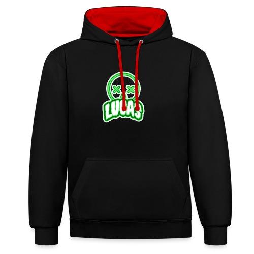Lucas (Horror) - Contrast hoodie