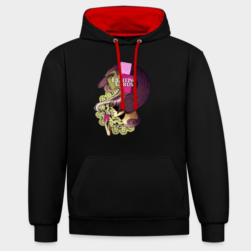 Fighting cards - Invocateur - Sweat-shirt contraste