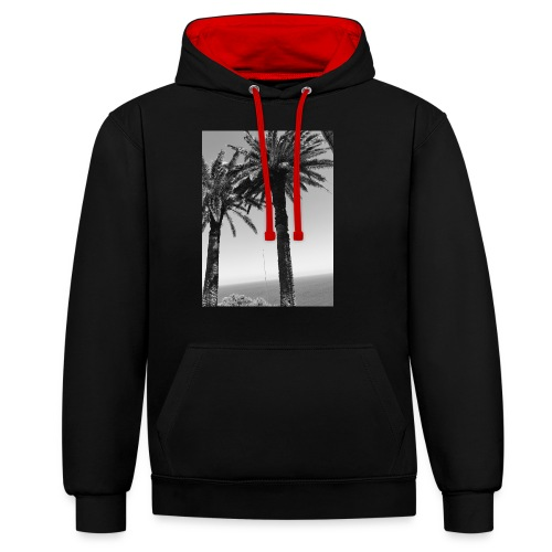 arbre - Sweat-shirt contraste