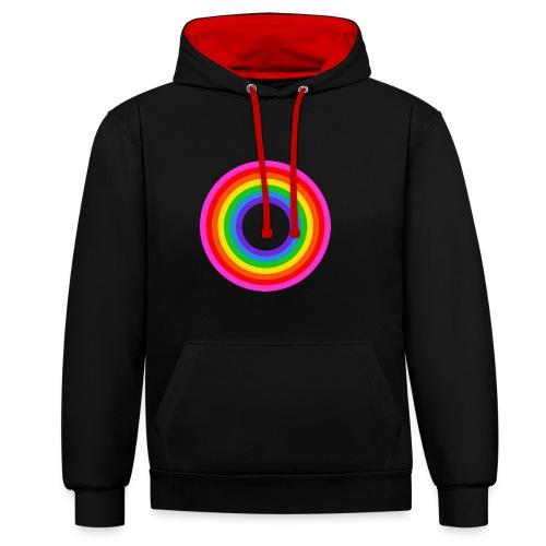 Eternal Rainbow - Kontrastihuppari