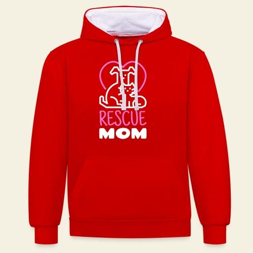 Rescue Mom - Kontrastihuppari