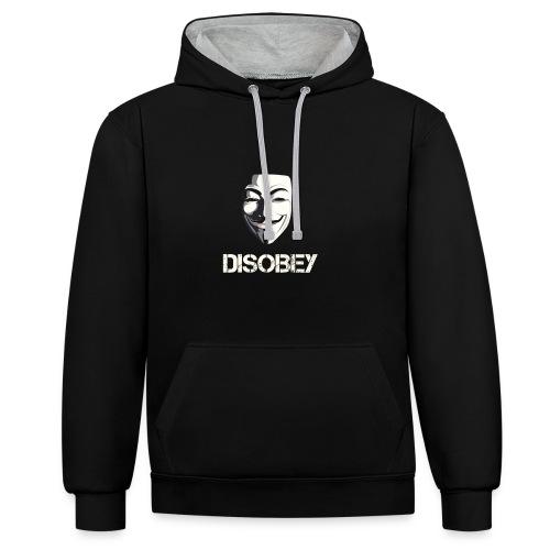 Anonymous Disobey gif - Kontrastihuppari