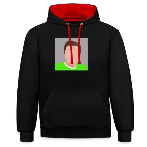 Straubinator - Contrast Colour Hoodie