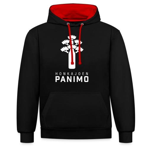 Honkajoen Panimo Logo - Kontrastihuppari