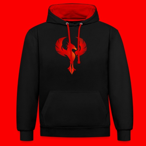 Phynyx Trust Collection - Kontrast-Hoodie