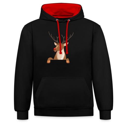 Caribou 6 - Sweat-shirt contraste