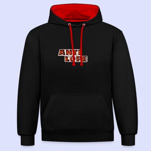 Antilope 0007 - Contrast hoodie