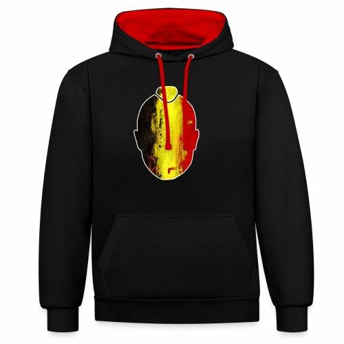 Ninja #ALLFORRADJA - Contrast hoodie