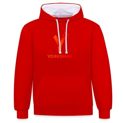 THeOnlyYorksman's Teenage Premium T-Shirt - Contrast Colour Hoodie