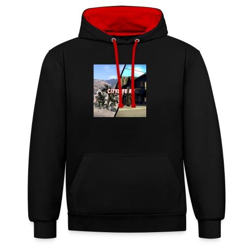 25520186 1487734038006238 33100251 n - Sweat-shirt contraste