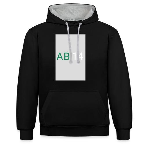 ABI14 - Sweat-shirt contraste