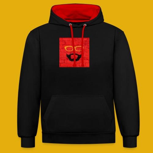 TMWAB Logo - Contrast Colour Hoodie