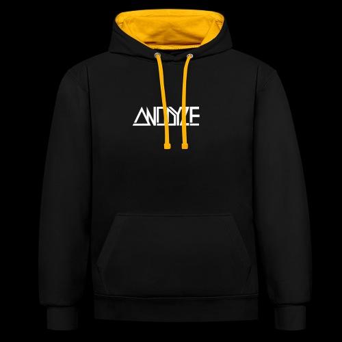ANODYZE Standard - Kontrast-Hoodie