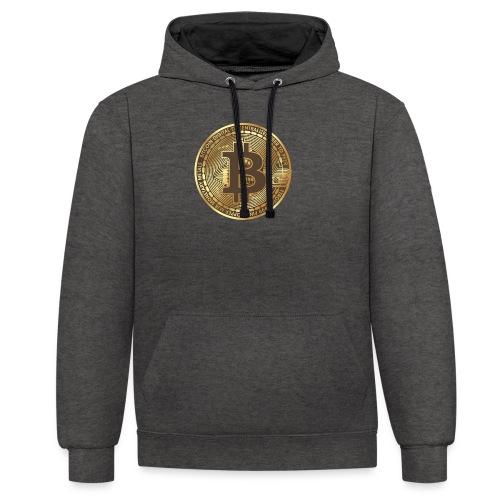 BTC - Sweat-shirt contraste
