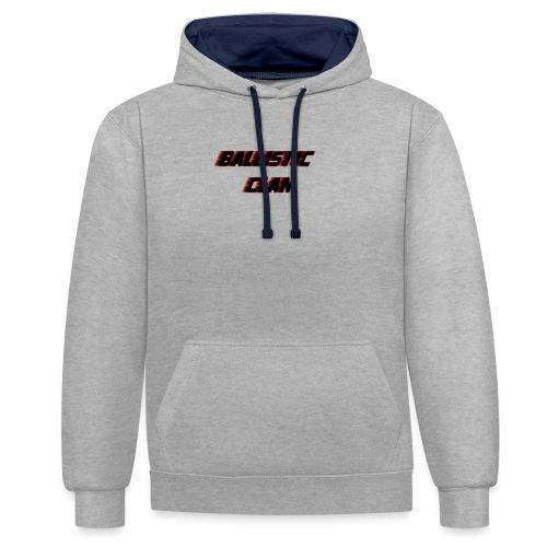 BallisticClan - Contrast hoodie