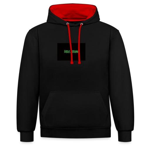 Blackout Range - Contrast Colour Hoodie