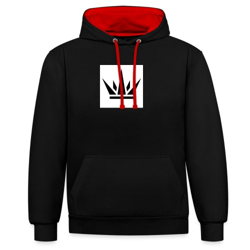 AG Clothes Design 2017 - Contrast Colour Hoodie