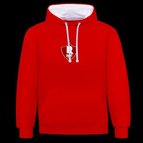RioT Nation - Kontrast-Hoodie