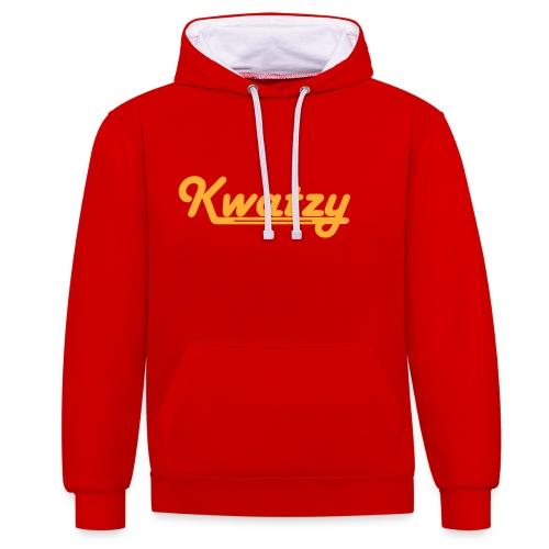 Kwatzy - Kontrastluvtröja