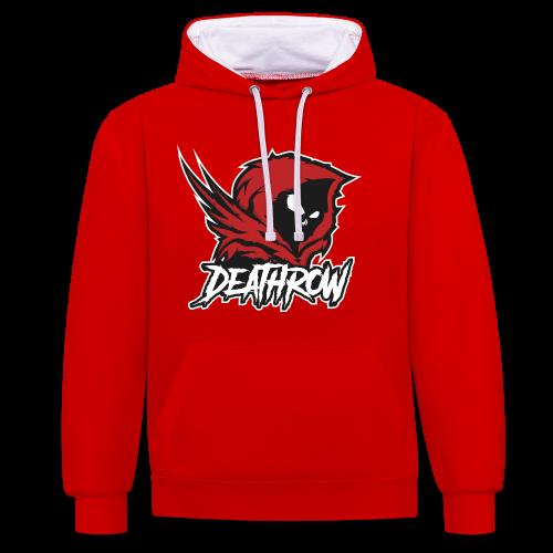 DeathRow_V1 - Sweat-shirt contraste