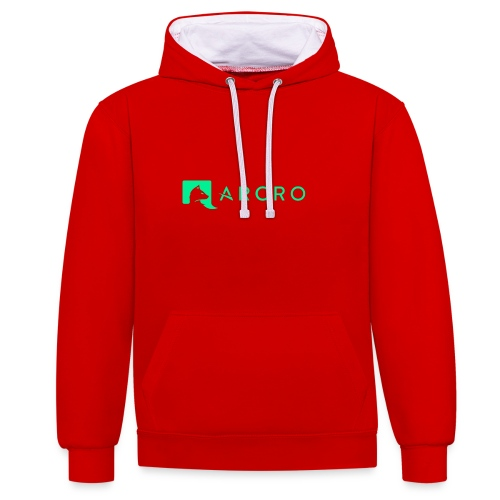 Arcro Clothing - Contrast hoodie