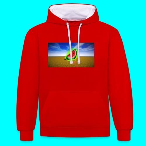 Meloen Heilig - Contrast hoodie