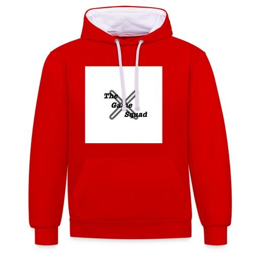 Hitmarker shirt - Contrast hoodie