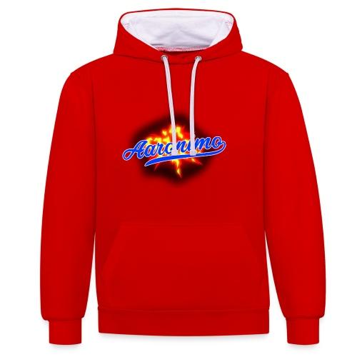 Aaronimo ontmoette explosie! - Contrast hoodie
