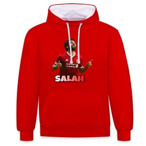 Salah - Contrast Colour Hoodie