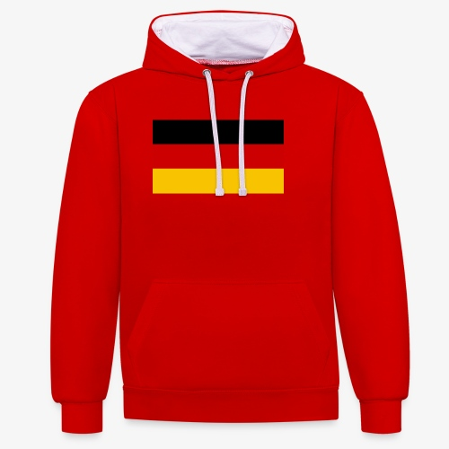 deutscheflagge001 1366x768 - Kontrast-Hoodie