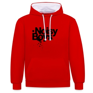 Noisy Boys Splash Classic - Sweat-shirt contraste