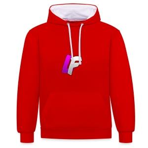 youtube logo - Sweat-shirt contraste