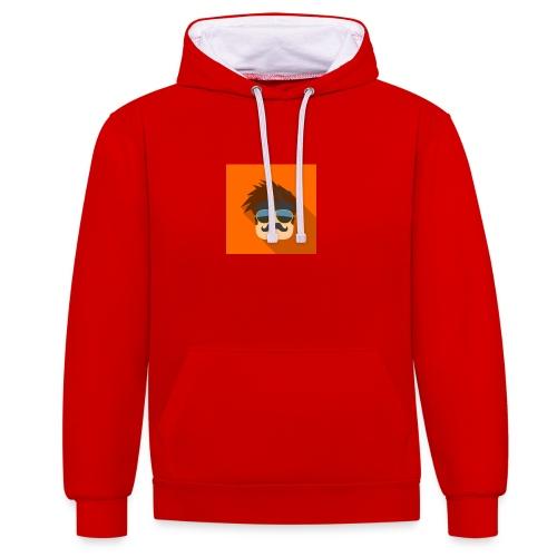 PlatinumCurlz Productions Shirt - Contrast Colour Hoodie