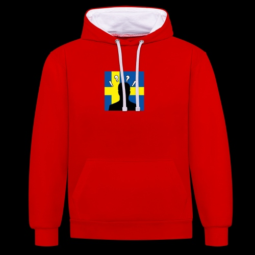 Profile Picture - Contrast Colour Hoodie