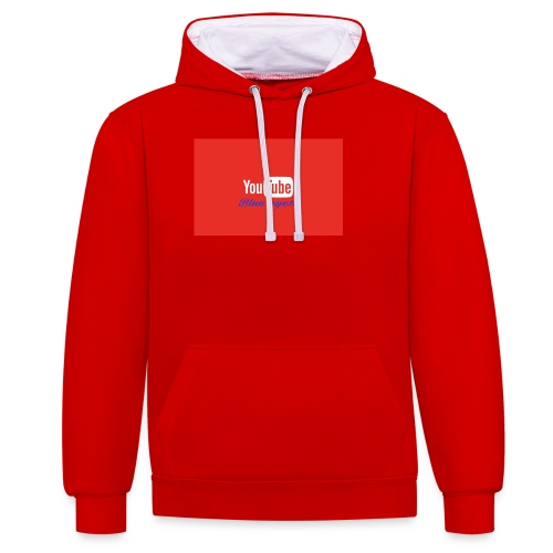 1478968410010 - Contrast Colour Hoodie