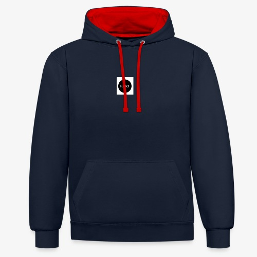 FAST - Contrast Colour Hoodie