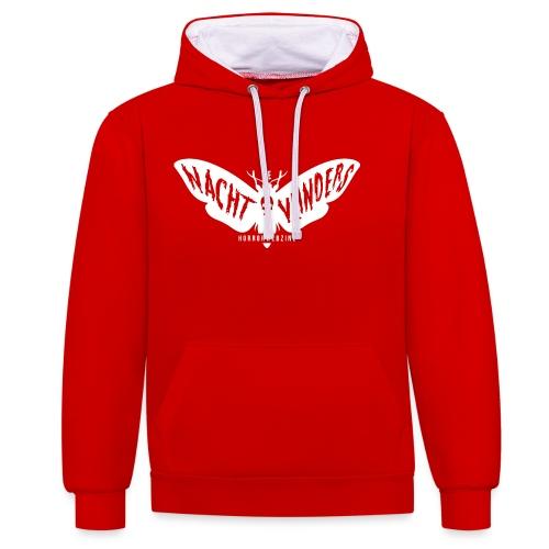 De Nachtvlinders 2018 - Contrast hoodie