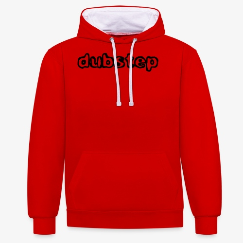 dubstep - Contrast Colour Hoodie