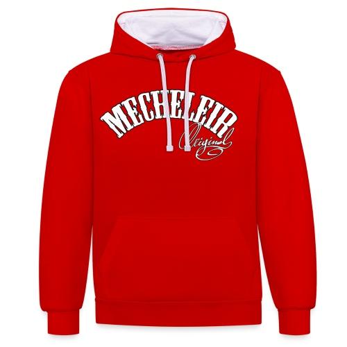 Mecheleir Original - Contrast hoodie