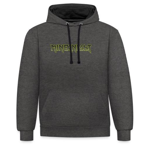 MineKnight T-shirt - Kontrastluvtröja