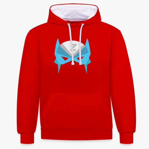 MASK 3 SUPER HERO - Sweat-shirt contraste