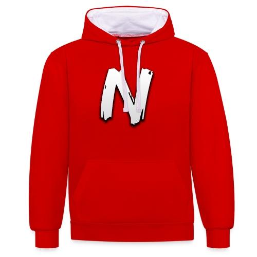 NormalNick LOGO - Contrast hoodie