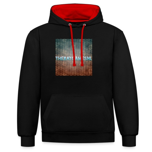 TheRayGames Merch - Contrast Colour Hoodie